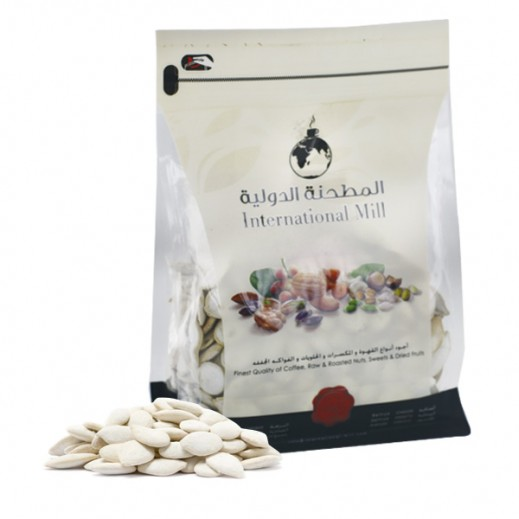 International Mill Russian White Salted Seeds 250g