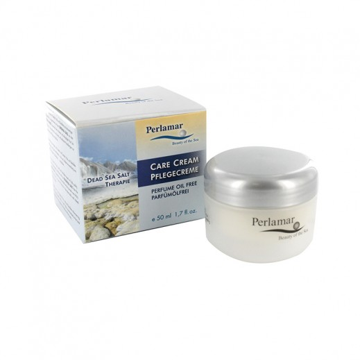Perlamar Dead Sea Salt Therapy Care Cream 50ml