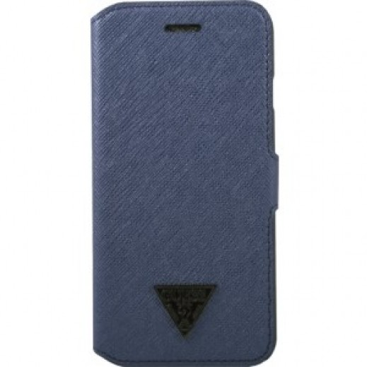 Guess Booktype Case For iphone 6 plus Blue
