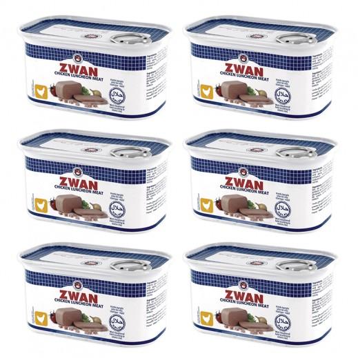 Value pack - Zwan Chicken Luancheon 200 g (6pcs)