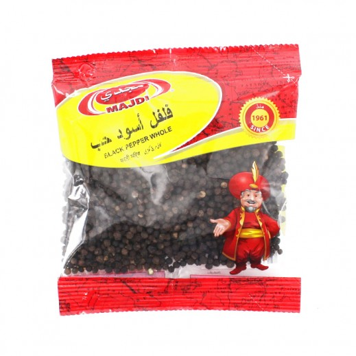 Majdi Black Pepper Whole 80g