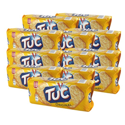 Value Pack - Lu Tuc Biscuits 100 g (12 pieces)