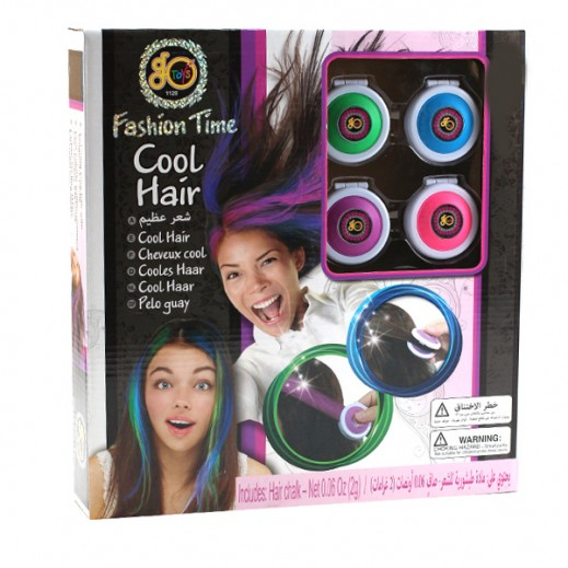 Fashion Time Cool Hair Kit
