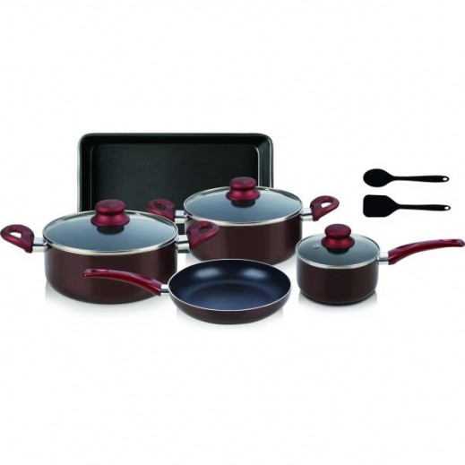 Hamilton Cookware Set 10 Pieces
