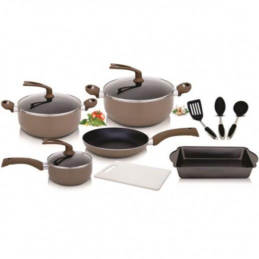 Hamilton Cookware Set 12 Pieces