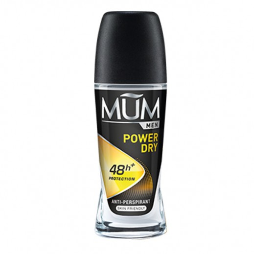 MUM Roll On Power Dry For Him 50 ml