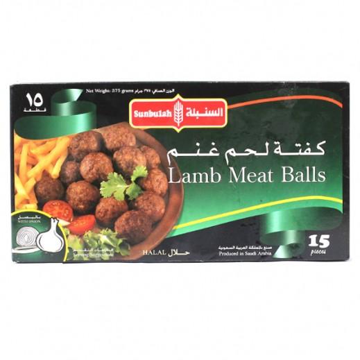 Sunbulah Lamb Meat Balls 375g