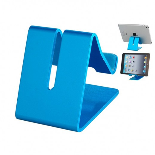 Stand Mobile Mate for iPhone/iPad/iPod/Other Blue