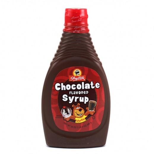 Shoprite Crunchy Chocolate Syrup 24 Oz