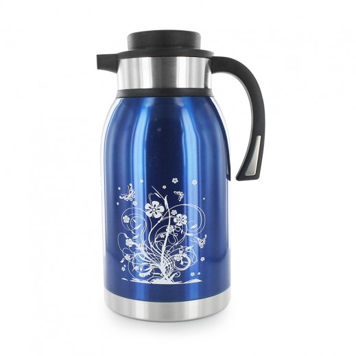 Sumo Stainless Steel Vaccum Flask 2.5L Blue