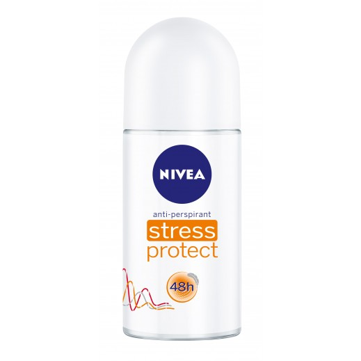 Nivea Stress Protect Deodorant Roll On Women 50ml