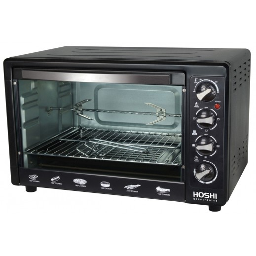Hoshi 48L Electric Oven with Rotisserie
