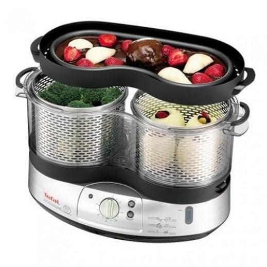 Tefal Steam Cooker Vita Cuisine VS400172