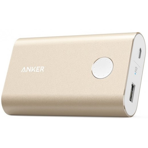 Anker PowerCore+ 10050 - Gold