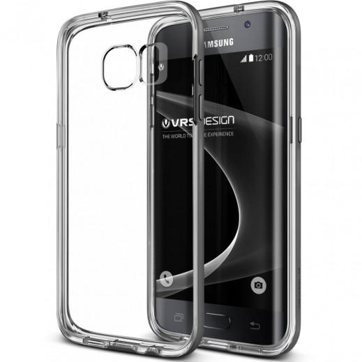 Verus Crystal Bumper For Galaxy S7 Steel silver