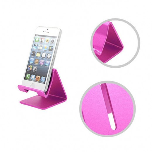 Stand Mobile Mate for iPhone/iPad/iPod/Other Pink