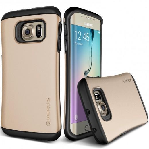 Verus Hard Drop Case For Samsung Galaxy S6 Edge Gold