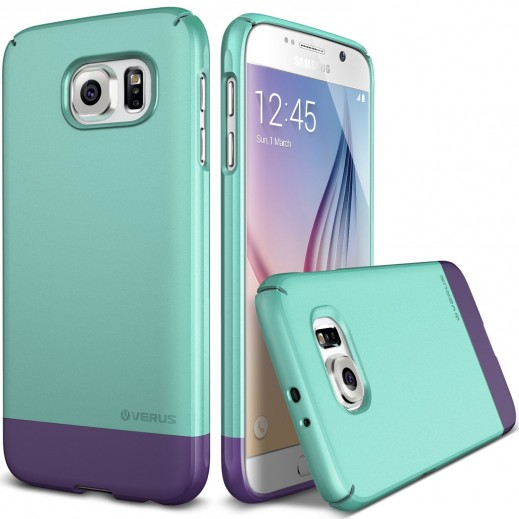 Verus 2 Link Case for Samsung Galaxy S6 Mint Berry