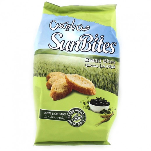 Sun Bites Cheese and  Herbs Bread Bites 110 g