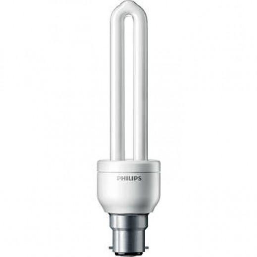 Philips EcoHome Stick Energy Saving Bulb 14W B22 Cool Daylight 2641