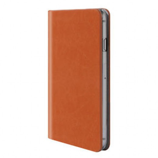 Colorant C3 Slim Wallet Case For Iphone 6 Plus - Brown