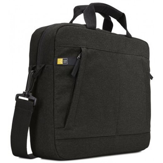 Case Logic Huxton Attache Case for 13.3-Inch Laptop - Black