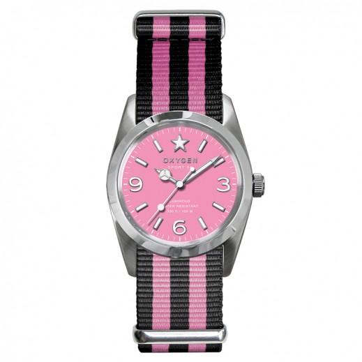 OXYGEN Sport Flamingo 34 Black/Pink For Ladies