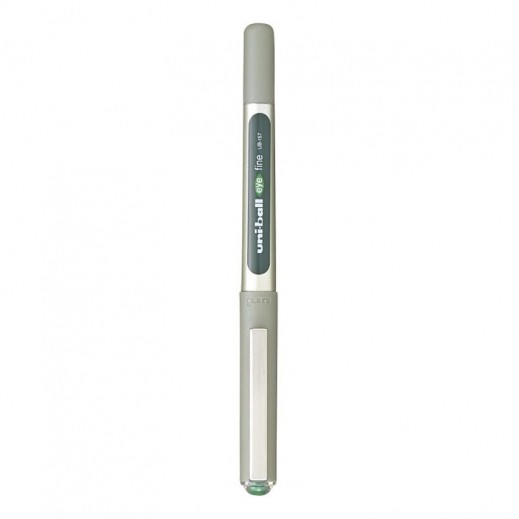Uni-Ball Eye Fine Roller Pen - Green