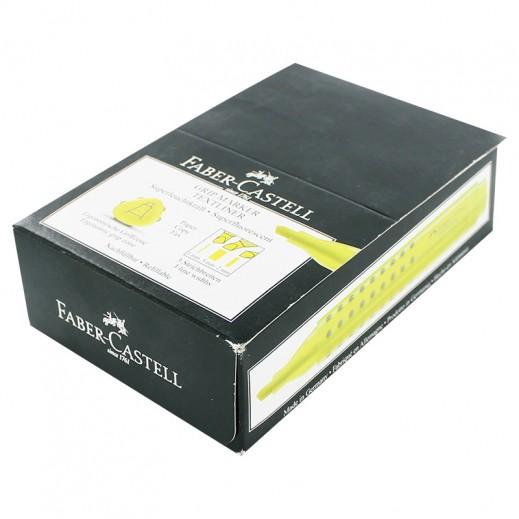 Faber Castell Grip Marker Textliner Orange 10 pieces