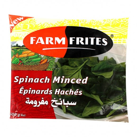 Farm Frites Frozen Spinach 400g