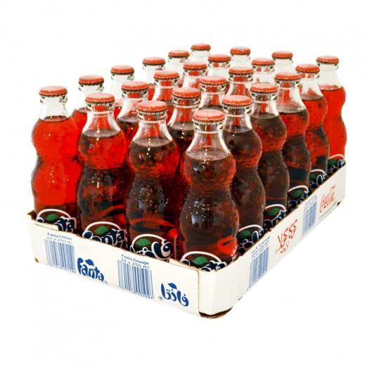 Fanta Strawberry Bottle Carton 24 x 250 ml