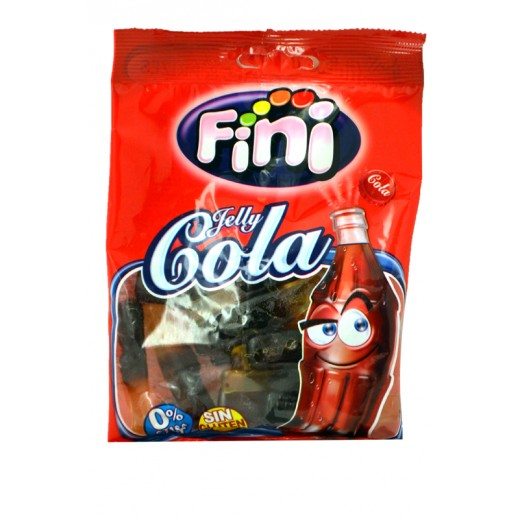 Fini Cholestrol Free Jelly Cola Bottles 100 g