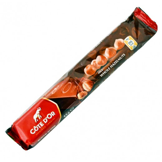 Cote D'or Milk & Hazelnut Chocolate 45 g