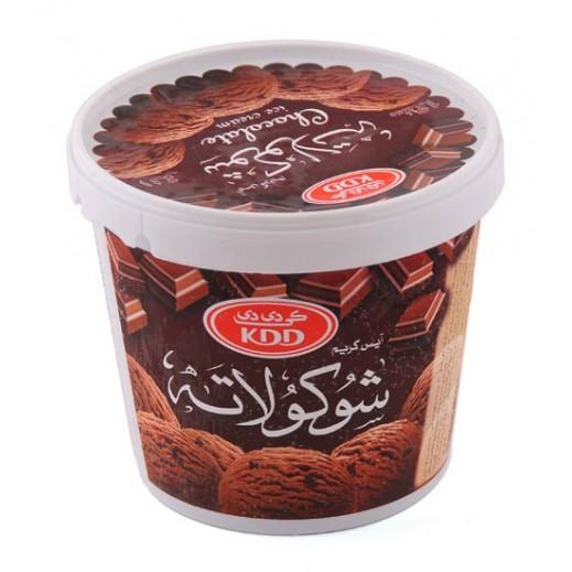 KDD Chocolate Ice Cream 1 ltr