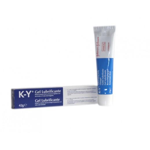 K-Y Lubricating Jelly 42g