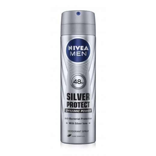 Nivea Men Silver Protect Deodorant Spray 150ml