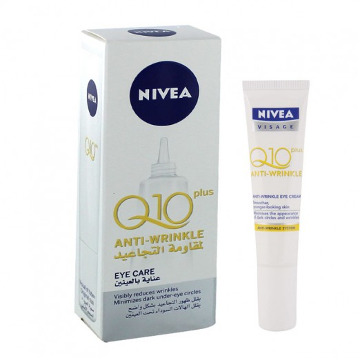 Nivea Anti Wrinkles Q10 Plus Eye Care 15 ml