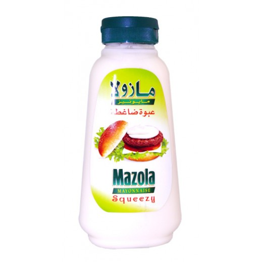 Mazola Mayonnaise Squeezy 340 ml