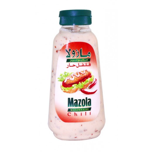 Mazola Mayonnaise Chili Squeezy 340 ml