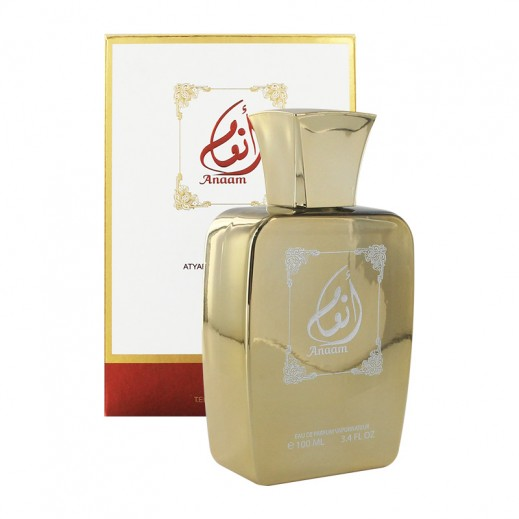 Atyab Al Marshoud Anaam Gold EDP 100ml Unisex