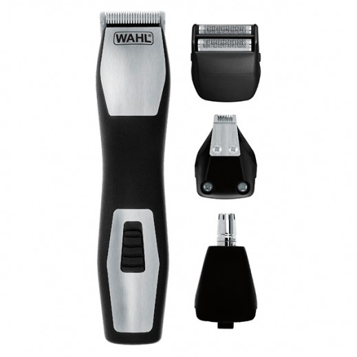 Wahl Groomsman Pro All-in-One Trimmer MT9855-1227 + Watch Free