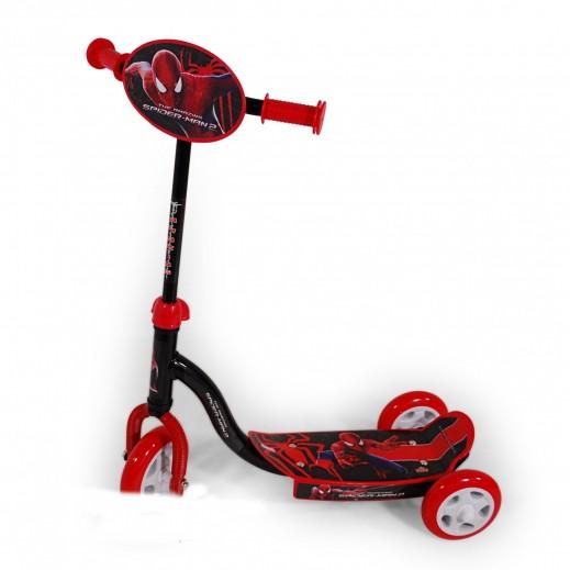 Saica Spiderman 3 Wheels Scooter