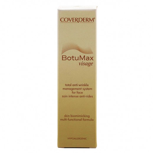 Coverderm Botumax Visage Anti-Wrinkle System For Face 30 ml