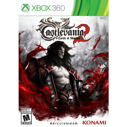 Castlevania 2 for Xbox 360 - NTSC