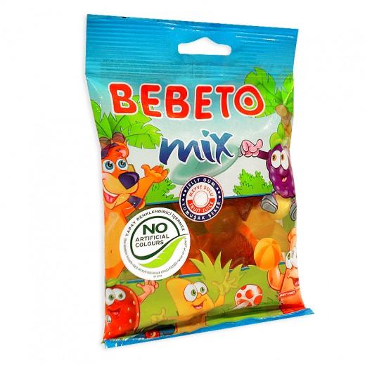 بيبيتو - حلوى جيلي بنكهة الفواكه المشكلة 100 جم