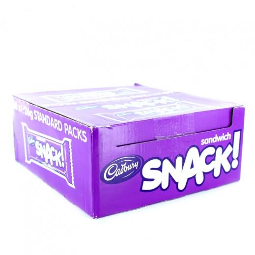 كادبوري - شوكولاتة بالحليب – كرتون 60 × 26 جم