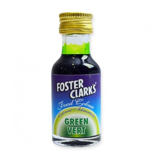 فوستر كلاركس - ملون الطعام 28 مل – أخضر