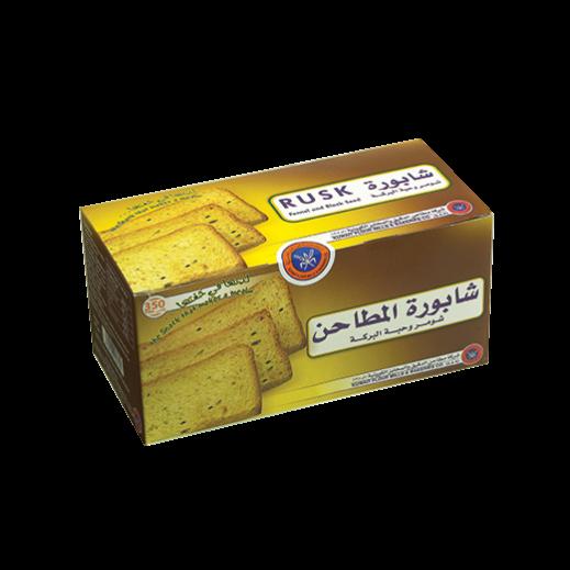 المطاحن الكويتية - شابورة شومر وحبة البركة 300 جم