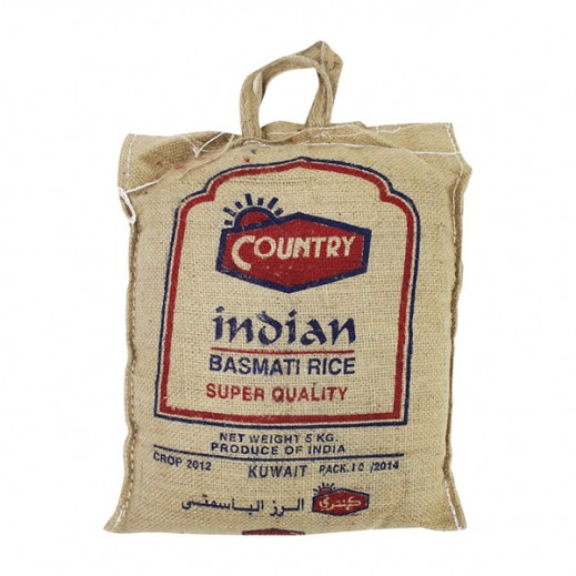كانتري - أرز بسمتي هندي 5 كجم