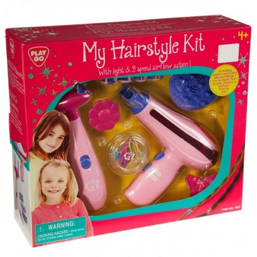 بلاي جو – لعبة أدوات تصفيف الشعر